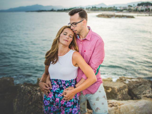 La boda de David y Anna en Montroig-mar, Tarragona 5
