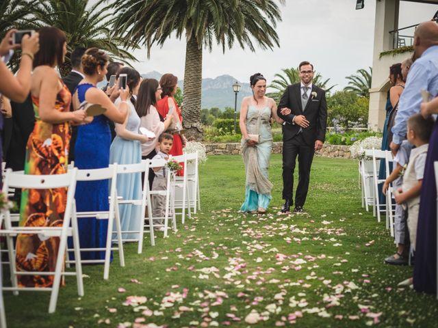La boda de David y Anna en Montroig-mar, Tarragona 20