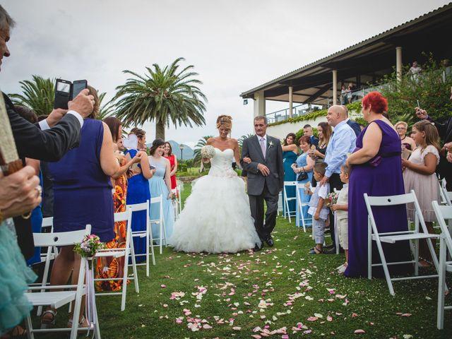 La boda de David y Anna en Montroig-mar, Tarragona 21