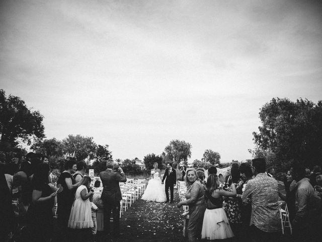 La boda de David y Anna en Montroig-mar, Tarragona 24