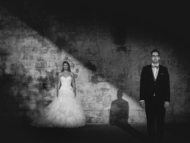La boda de David y Anna en Montroig-mar, Tarragona 1