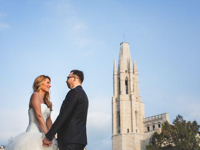 La boda de David y Anna en Montroig-mar, Tarragona 41