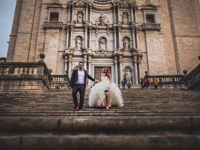La boda de David y Anna en Montroig-mar, Tarragona 48
