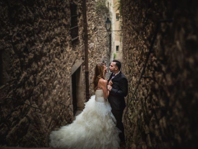 La boda de David y Anna en Montroig-mar, Tarragona 50