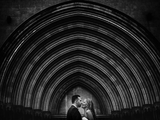 La boda de David y Anna en Montroig-mar, Tarragona 2