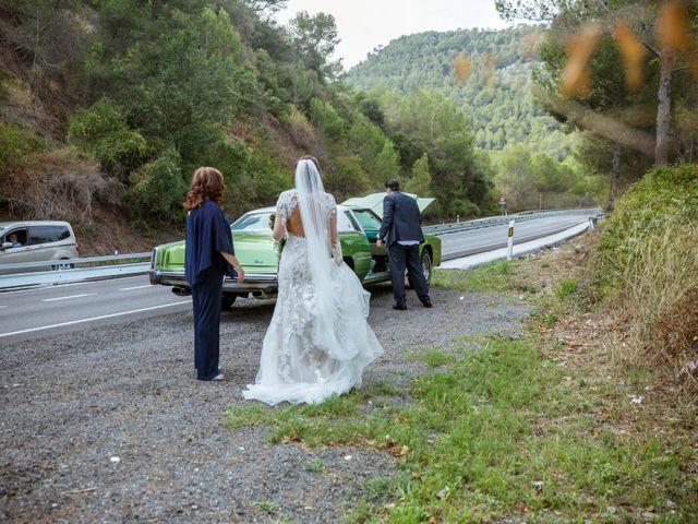 La boda de Javier y Mireia en Sallent, Barcelona 71