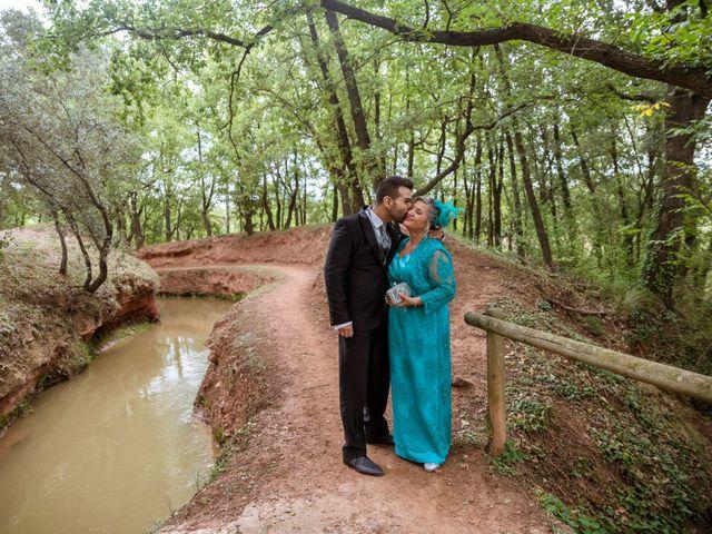 La boda de Javier y Mireia en Sallent, Barcelona 84
