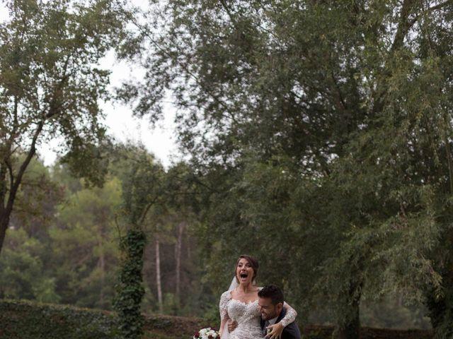 La boda de Javier y Mireia en Sallent, Barcelona 113