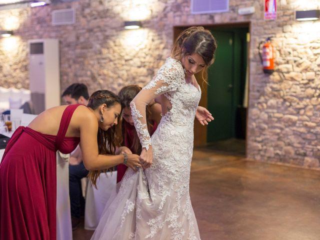 La boda de Javier y Mireia en Sallent, Barcelona 137
