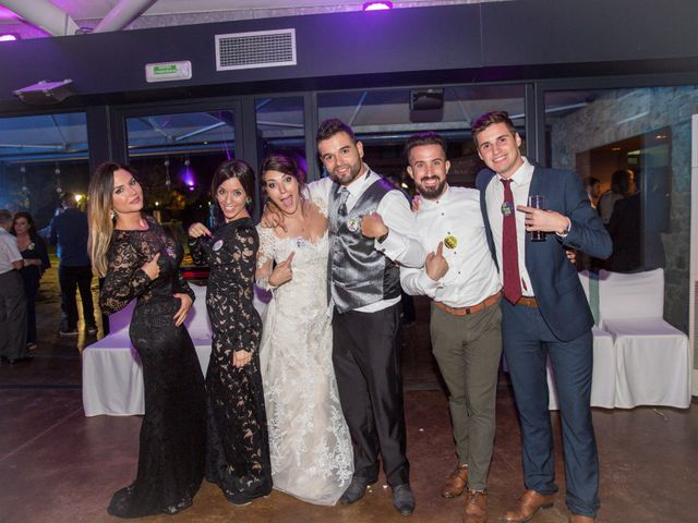 La boda de Javier y Mireia en Sallent, Barcelona 205