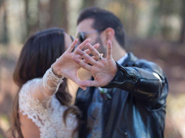 La boda de Javier y Mireia en Sallent, Barcelona 211