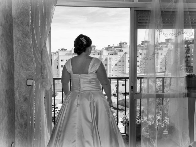 La boda de Raul y Maria en Algeciras, Cádiz 13