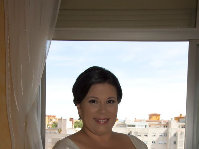 La boda de Raul y Maria en Algeciras, Cádiz 16