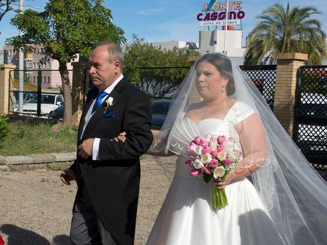 La boda de Raul y Maria en Algeciras, Cádiz 31