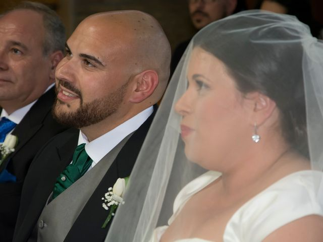 La boda de Raul y Maria en Algeciras, Cádiz 35