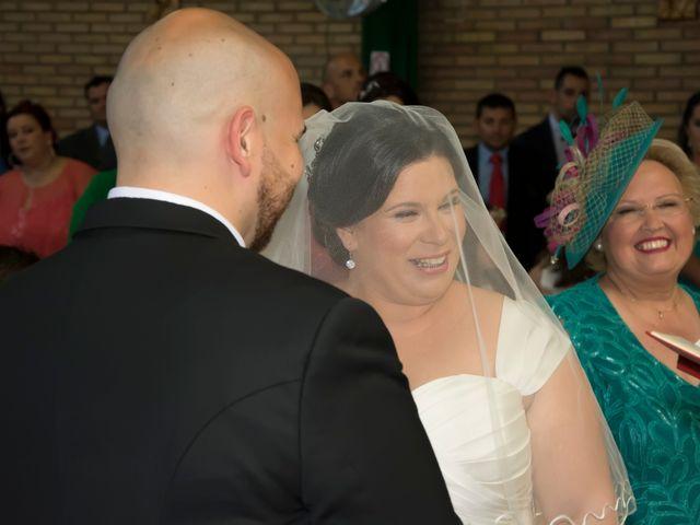 La boda de Raul y Maria en Algeciras, Cádiz 36