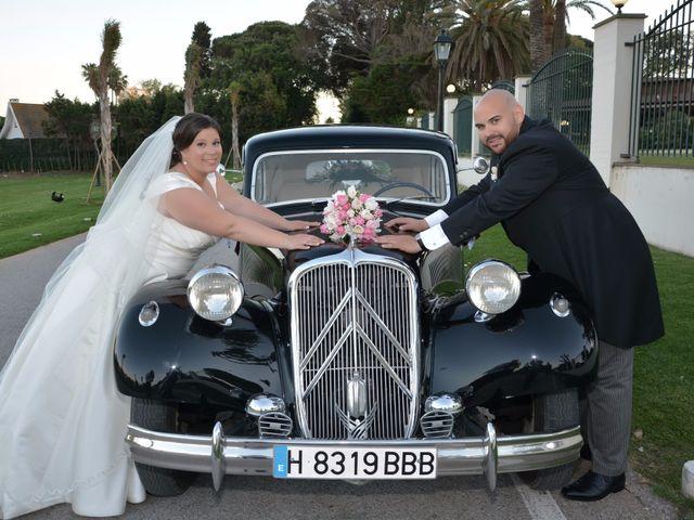 La boda de Maria y Raul