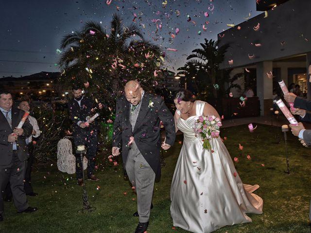 La boda de Raul y Maria en Algeciras, Cádiz 60