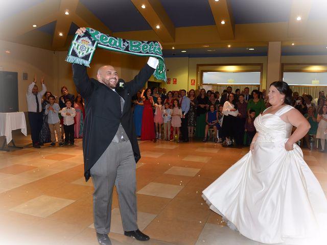 La boda de Raul y Maria en Algeciras, Cádiz 74