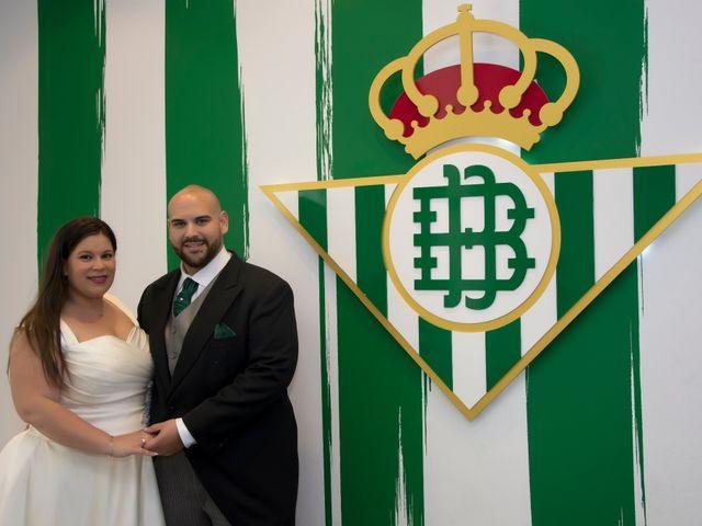 La boda de Raul y Maria en Algeciras, Cádiz 79