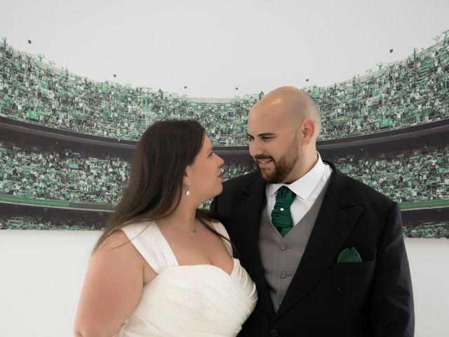 La boda de Raul y Maria en Algeciras, Cádiz 81