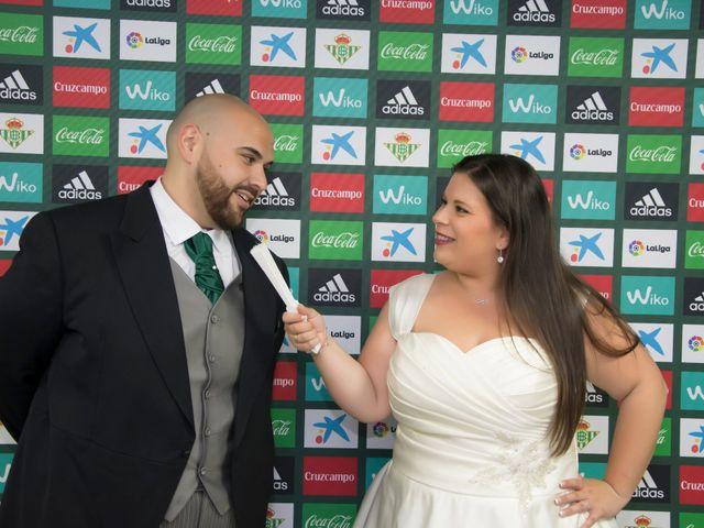 La boda de Raul y Maria en Algeciras, Cádiz 83