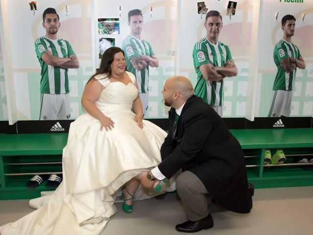 La boda de Raul y Maria en Algeciras, Cádiz 84