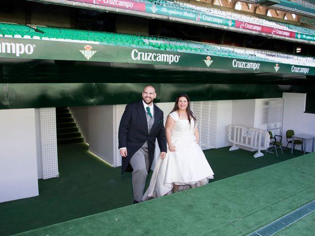 La boda de Raul y Maria en Algeciras, Cádiz 86