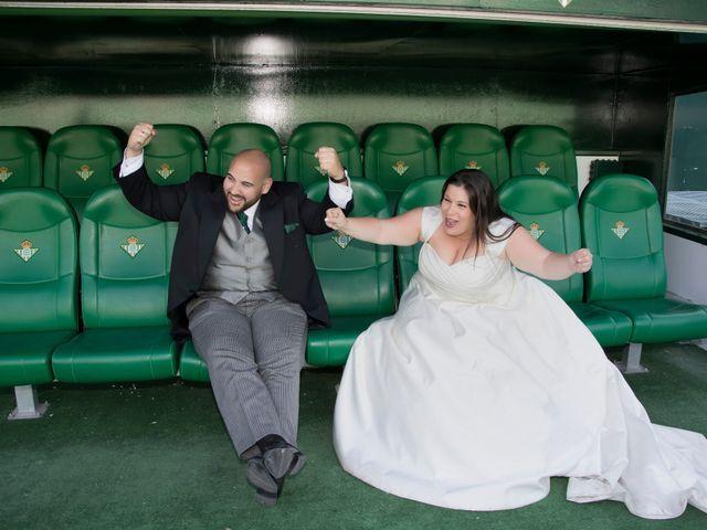 La boda de Raul y Maria en Algeciras, Cádiz 1