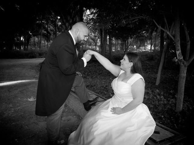 La boda de Raul y Maria en Algeciras, Cádiz 95