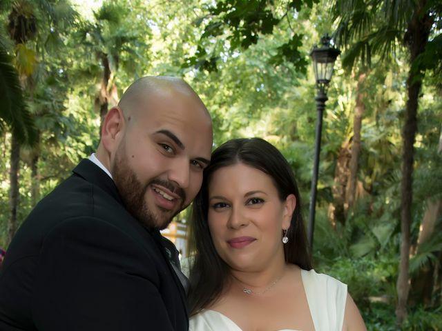La boda de Raul y Maria en Algeciras, Cádiz 96