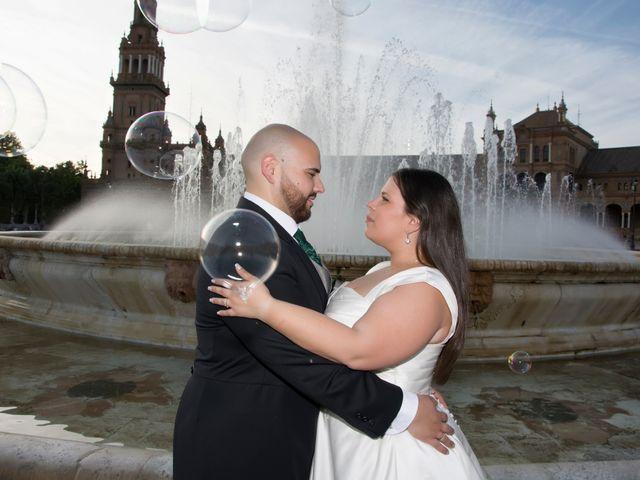 La boda de Raul y Maria en Algeciras, Cádiz 99