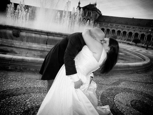 La boda de Raul y Maria en Algeciras, Cádiz 100