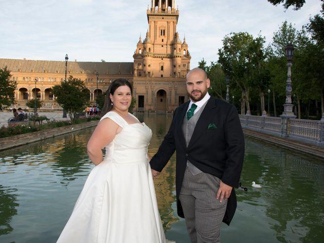 La boda de Raul y Maria en Algeciras, Cádiz 102