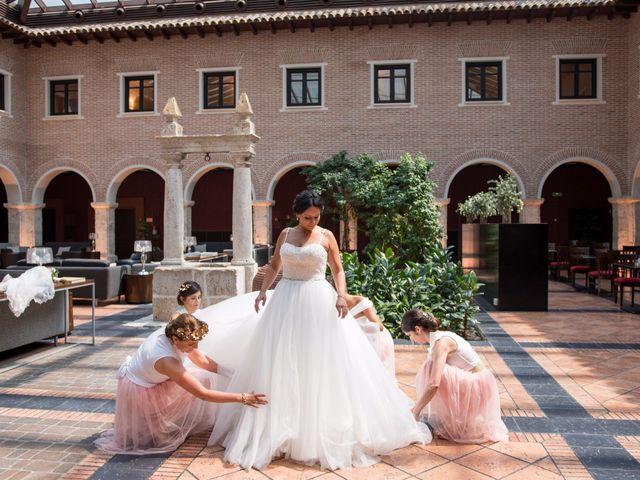La boda de Julian y Inma en Valladolid, Valladolid 15