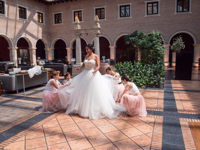 La boda de Julian y Inma en Valladolid, Valladolid 16