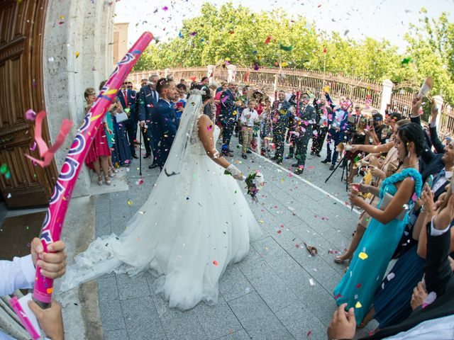 La boda de Julian y Inma en Valladolid, Valladolid 31