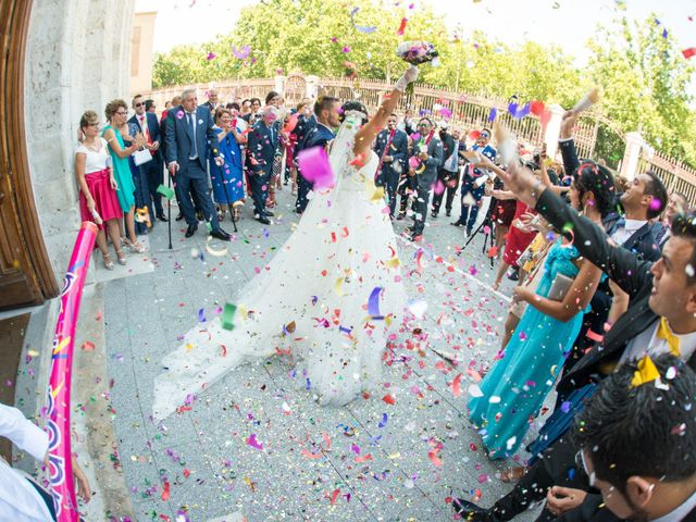 La boda de Julian y Inma en Valladolid, Valladolid 32