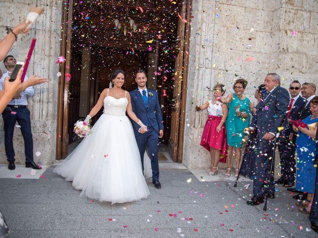 La boda de Julian y Inma en Valladolid, Valladolid 33