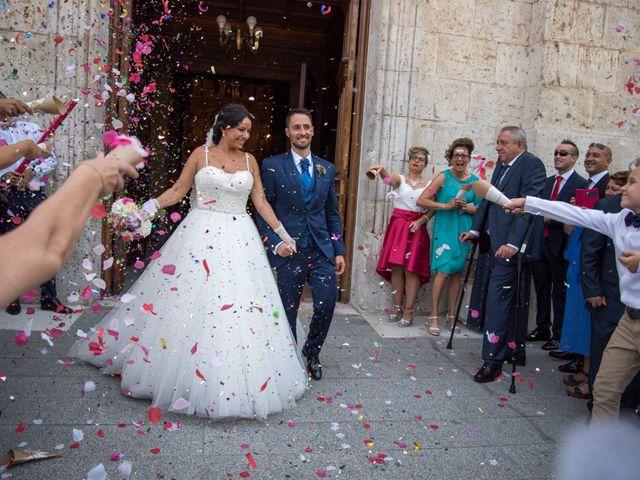 La boda de Julian y Inma en Valladolid, Valladolid 34