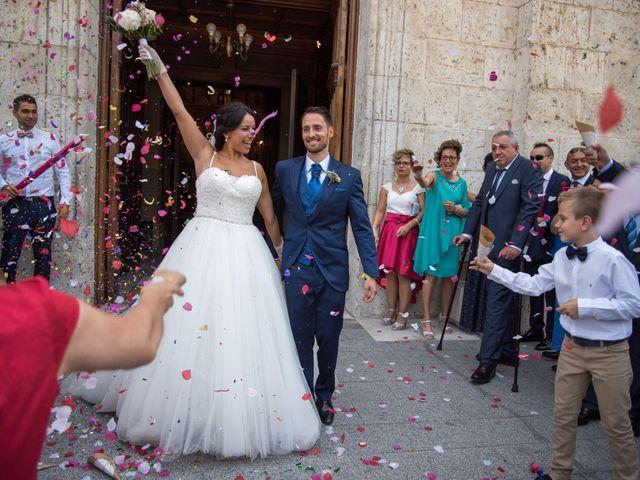 La boda de Julian y Inma en Valladolid, Valladolid 35
