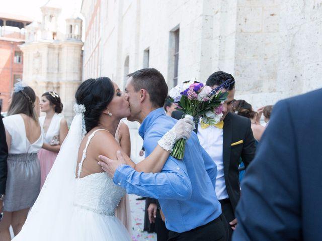 La boda de Julian y Inma en Valladolid, Valladolid 38