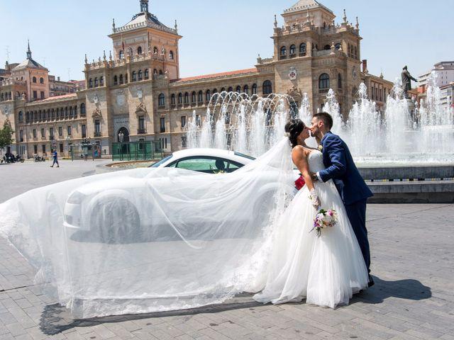 La boda de Julian y Inma en Valladolid, Valladolid 41