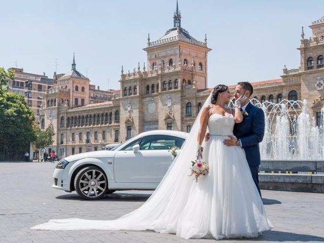 La boda de Julian y Inma en Valladolid, Valladolid 42