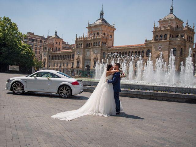 La boda de Julian y Inma en Valladolid, Valladolid 43