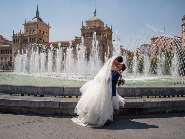 La boda de Julian y Inma en Valladolid, Valladolid 44