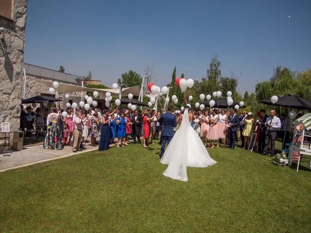La boda de Julian y Inma en Valladolid, Valladolid 45