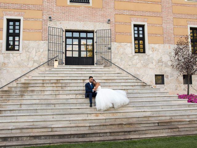 La boda de Julian y Inma en Valladolid, Valladolid 64