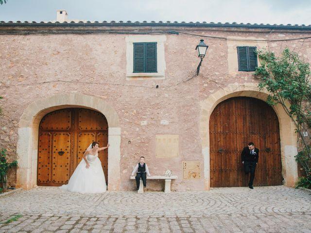 La boda de Ramón y Toñy en Algaida, Islas Baleares 38