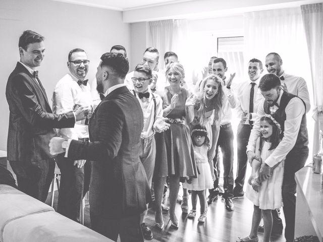 La boda de Vicente y Laura en Elx/elche, Alicante 12